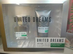 Unite dreams de Benetton locion mas perfume para hombre