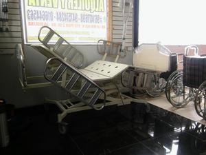 cama clinica electrica a domicilio, oxigeno