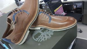 Zapatos Timberland en Talla 41 !! Puro Cuero y de Oferta