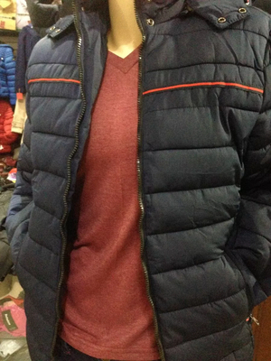 casacas de hombre
