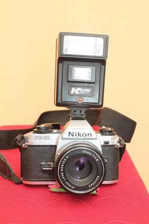 Camara Fotografica Nikon FG20
