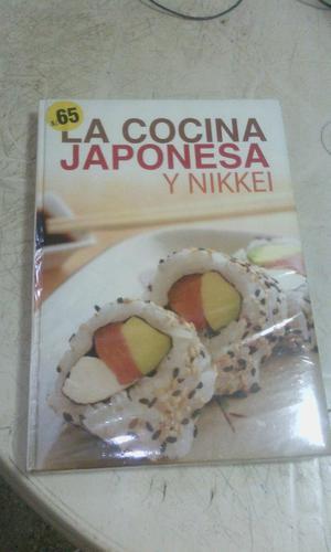Enciclopedia Cocina Japonesa Nueva