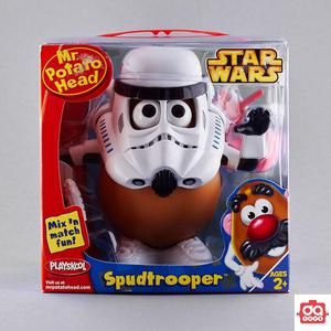 Mr. Potato Head Star Wars - Stormtrooper