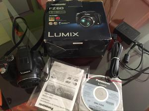 Vendo Camara Lumix Panasonic Seminuevo