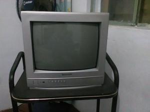 Vendo Televisor de 14 Marca Panasonic