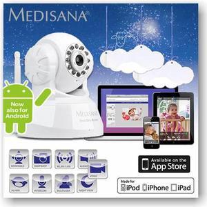 cámaras para protección de tu hogar y tu bebe