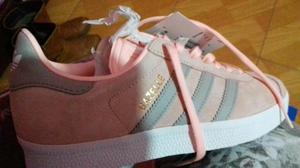 Adidas Gazelle Vintage Nuevas Talla 38