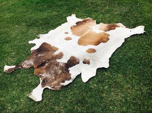 Alfombra Cuero de Vaca