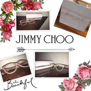 0ed2ba4282f4e Vendo monturas lentes jimmy choo mujer orignal   Posot Class