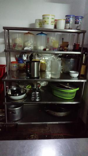 Mesa de trabajo cocina acero quirurgico posot class for Mesas de trabajo para cocina