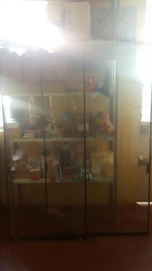 Vendo Vidrios para Vitrina