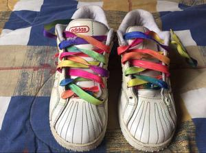 Zapatillas Adidas Originales Usadas Talla US 2 1/2