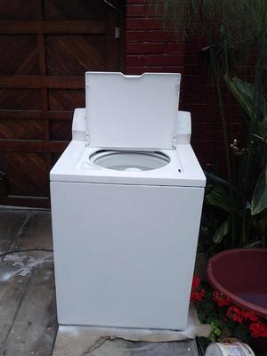vendo lavadora americana en perfecto estado,buena capacidad