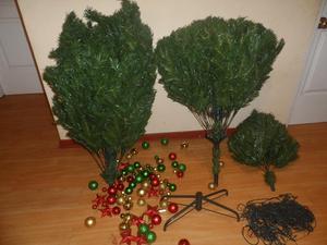 Compro arbol para yunza o cortamonte posot class - Arbol de navidad con luces ...