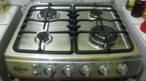 Cocina klimatic modelo vitale 4 hornillas posot class for Cocina 06 hornillas