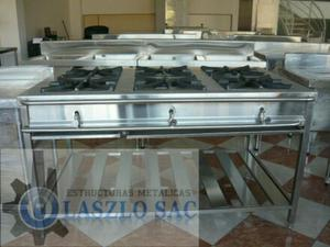 Muebles de acero modernos comedores de acero posot class - Muebles acero inoxidable ...