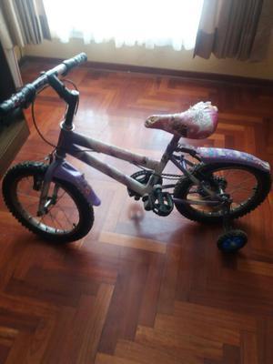 Bicicleta para Niña,