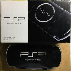 Psp- Piano Black En Caja Original Con Accesorios