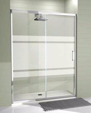Puertas de ducha en cristal templado posot class - Puertas para duchas ...