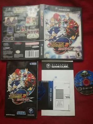 Sonic Yu Gi Oh, Gamecube