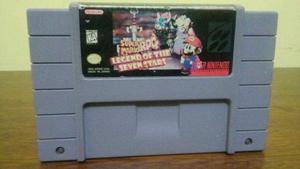 Super Mario Rpg - Super Nintendo Snes