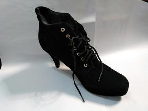 Zapatos Nuevos Talla 38 Color Negro