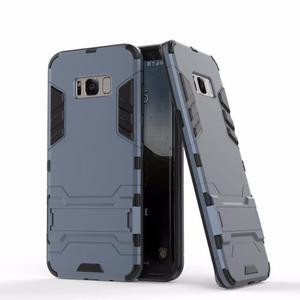Case Samsung S8 Hybrid Armor Anti Shock Dual Capas