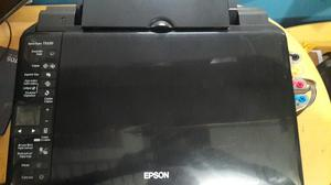 Impresora Epson Tx220 con Sistema Continuo en Perfecto