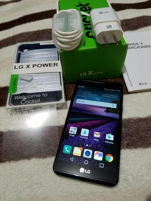 Lg X Power Nuevo mah Carga Rapida 4g