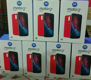 Moto G4 Plus, 32gb, Octa Core, 2gb Ram, Cam.16mpx Y 5mpx, 4g