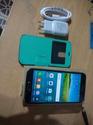 Samsung Galaxy S5 4G LTE 16GB libre de operador.