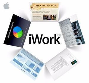 Software Iwork 08 Power Mac G4 / Core 2 Duo