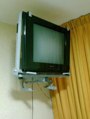 TELEVISOR 21 MARCA RECCORACK INCLUIDO