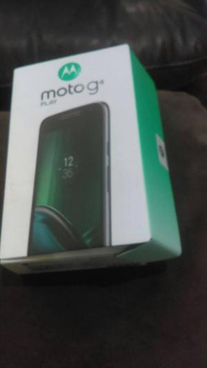 celular moto g4 play nuevo