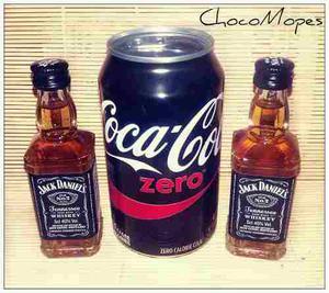 Jack Daniels + Coca Cola Zero