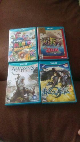 Juegos Wii U Todos X 180