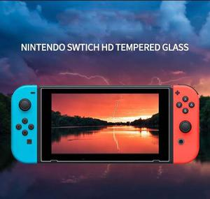 Nintendo Switch Mica De Vidrio Templado:: Instalacion