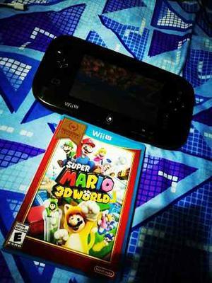Nintendo Wii U Semi Nuevo Edicion Mario Kart + 1 Juego