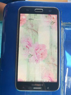 Samsung Galaxy J7 Negro