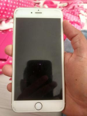 Vendo iPhone 6 Plus Gold 64gb