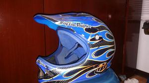 Casco Troy Lee Mtb Mtocross Downhil