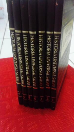 Colección Historia Universal Salvat
