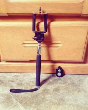 Monopod Selfie Stick con Disparador