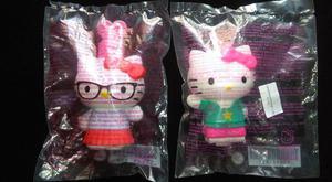 Muñecos Hello Kitty, de McDonald's,