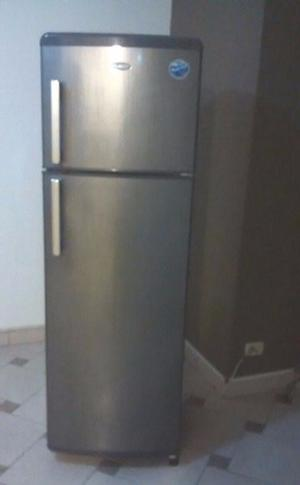 Refrigeradora Whirpool Inox 251 Lt