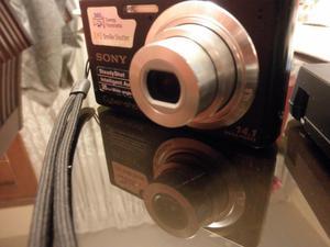 CAMARA DIGITAL SONY DSC W610 DE 14.1 MP