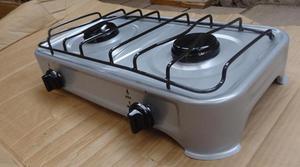 Maquina panquequera de 2 hornillas nueva posot class for Cocina 06 hornillas
