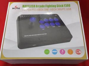 Fightstick Mayflash F300 Ps4 Xbox One Ps3 Xbox 360 Pc