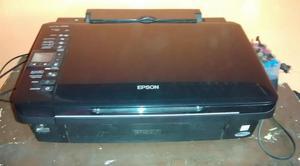 Impresora Multifuncional Epson Tx 220 Con Sistema Continuo