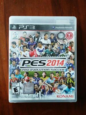 Juego PS3 Pes  en Español